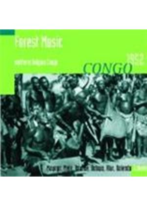 Various Artists - Congo - Forest Music (Music CD)