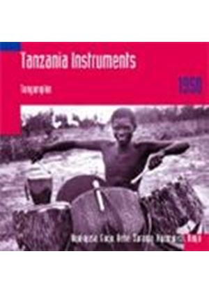 Various Artists - Tanzania Instruments 1950