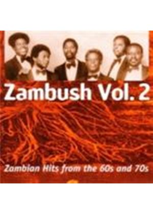 Various Artists - Zambia - Zambush Vol.2 (Music CD)