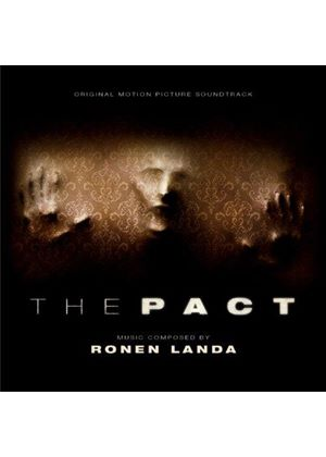 Ronen Landa - Pact [Original Motion Picture Soundtrack] (Original Soundtrack) (Music CD)