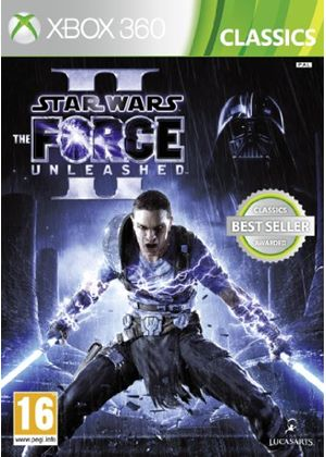Star Wars - The Force Unleashed II (XBox 360)
