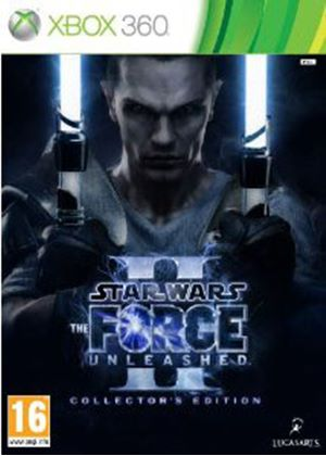 Star Wars - The Force Unleashed II Collector's Edition (Xbox 360)
