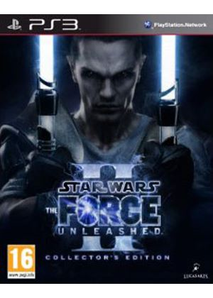 Star Wars - The Force Unleashed II Collector's Edition (PS3)