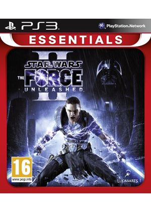 Star Wars - The Force Unleashed II (PS3)