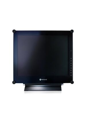 AG Neovo SX-17P 17 inch CCTV NeoV Technology DVI Monitor - Black (DVI, VGA, CVBS, S-Video, 1280x1024, 1000:1 DCR, 3ms, 250cd/m²)