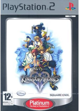 Kingdom Hearts 2 (PS2)