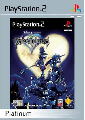 Kingdom Hearts Platinum (PS2)