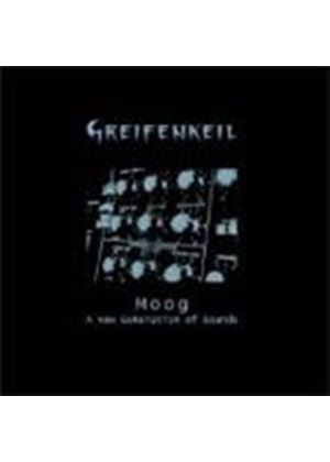 Greifenkeil - Moog EP (Music CD)