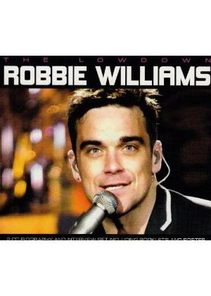 Robbie Williams - Lowdown, The (Music CD)