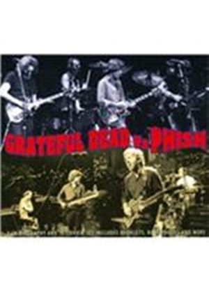 Grateful Dead - Grateful Dead Vs Phish (Music CD)
