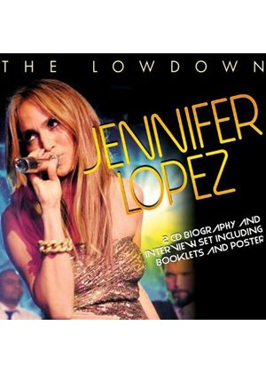 Jennifer Lopez - Lowdown (Music CD)