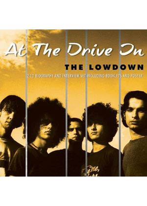 At the Drive-In - Lowdown (Music CD)