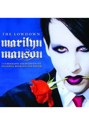 Marilyn Manson - Lowdown (Music CD)