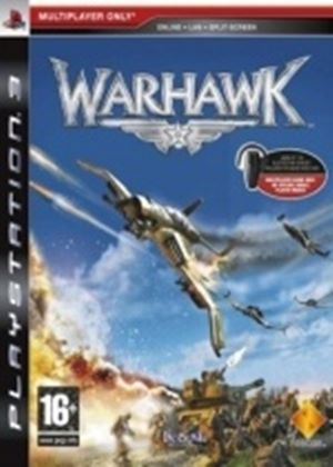 Warhawk (with PS3 Headset) (PS3)