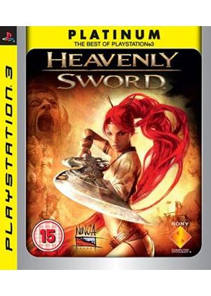 Heavenly Sword (Platinum) (PS3)