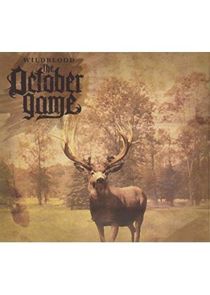 October Game (The) - Wildblood (Music CD)