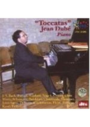 VARIOUS COMPOSERS - Toccatas (Dube)