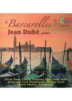 Barcarolles (Music CD)
