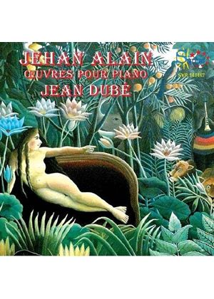 Jehan Alain: Oeuvres pour Piano (Music CD)