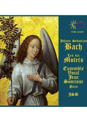 Bach: Les Six Motets (Music CD)