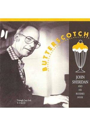 John Sheridan - Butterscotch (Music CD)