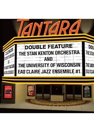 Stan Kenton - Double Feature, Vol. 3 (Music CD)