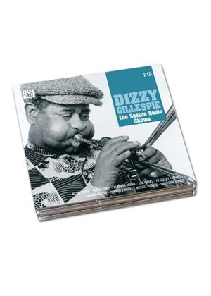 Dizzy Gillespie - Sesjun Radio Sessions (Music CD)