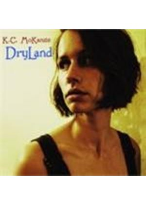 K.C. Mckanzie - Dryland (Music CD)