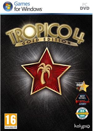 Tropico 4: Gold Edition (PC)