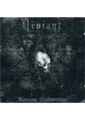 Deviant  - - Ravenous Death Worship (Music Cd)
