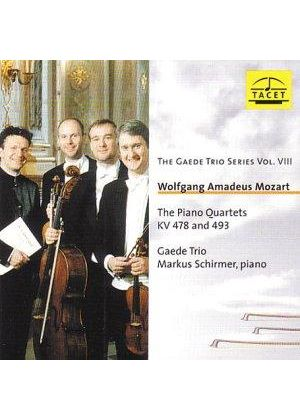 Mozart: Piano Quartets KV478 and KV493