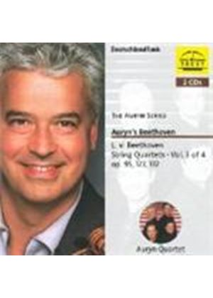 Beethoven: String Quartets, Vol 3