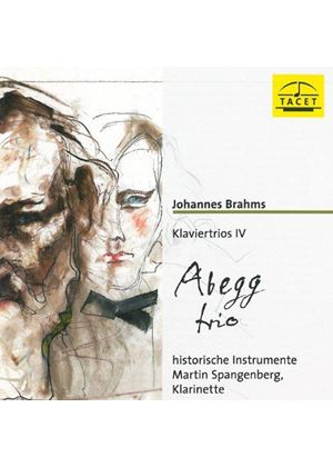 Johannes Brahms - Piano Trios IV Op. 114, Piano Trio In A Major (Abegg Trio) (Music CD)