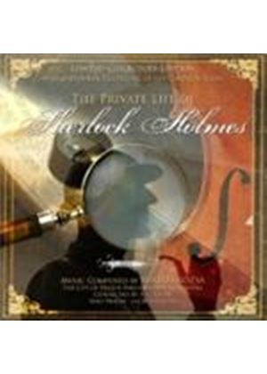 City Of Prague Philharmonic Orchestra - Private Life Of Sherlock Holmes, The (Music CD)