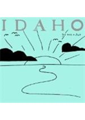 Idaho - You Were A Dick (Music CD)