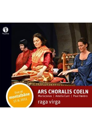 Amelia Cuni - Raga Virga (Music CD)