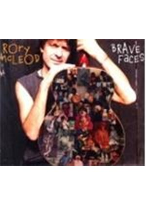 Rory McLeod - Brave Faces (Music CD)