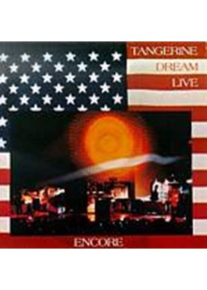 Tangerine Dream - Encore - Live (Music CD)