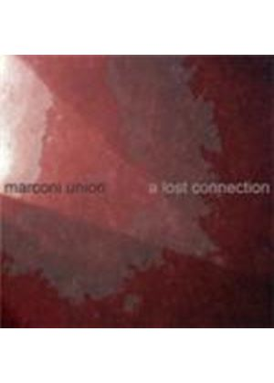 Marconi Union - Lost Connection, A (Music CD)