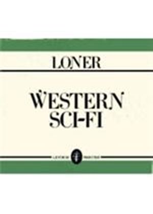 Loner - Western Sci-Fi (Music CD)