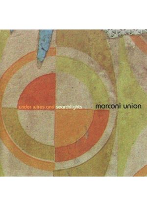 Marconi Union - Under Wires and Searchlights (Music CD)