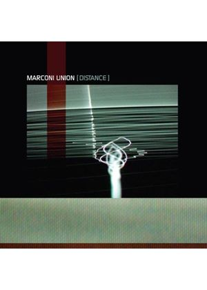Marconi Union - Distance (Music CD)