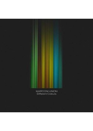 Marconi Union - Different Colours (Music CD)
