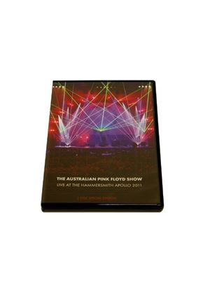 The Australian Pink Floyd Show - LIVE AT THE HAMMERSMITH APOLLO 2011 (Music CD)