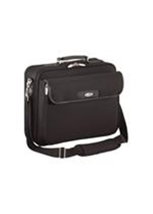 "Targus 15.4"" Notepac Plus Notebook carrying case black"