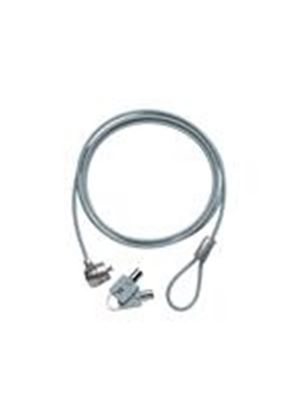 Targus Defcon KL - Security cable lock - silver - 1.8 m
