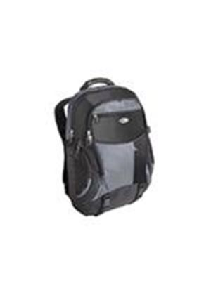 "Targus 17"" XL Notebook Case Notebook carrying backpack black, blue"