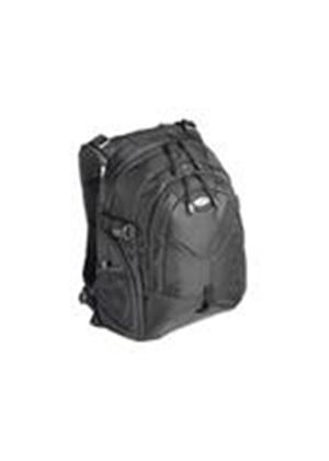 """Targus 15.4"""" Campus Notebook Backpac Notebook carrying backpack black"""