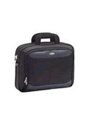 Targus Notepac Plus - Notebook carrying case - black, blue