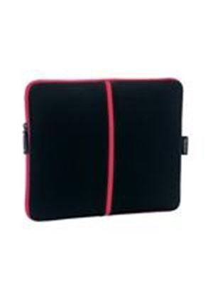 "Targus 12.1"" Laptop Skin Notebook sleeve black, red"